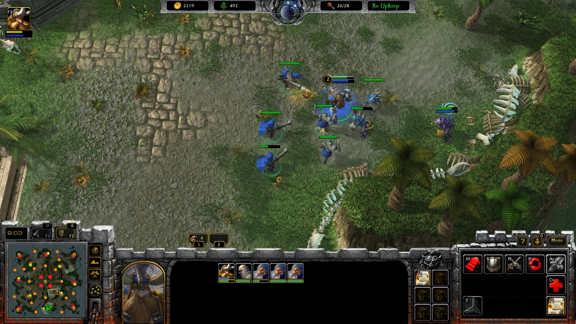Warcraft III Fan Remake, Blue Tweets, Fan Art - MMO-Champion