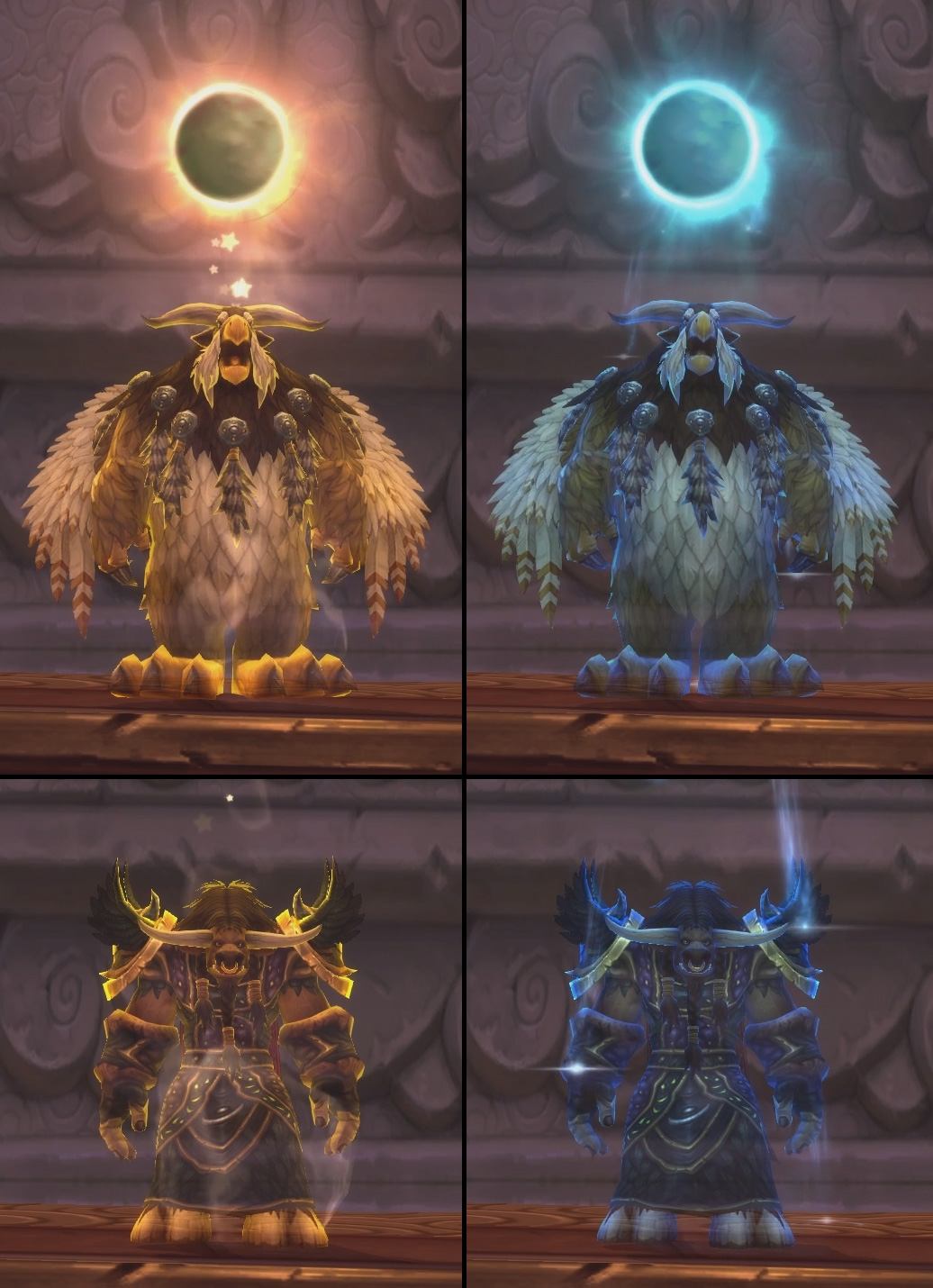 Balance Druid Spell Animations WoW Chronicle Volume 1 Blue Posts Tweets Movie MMO Champion