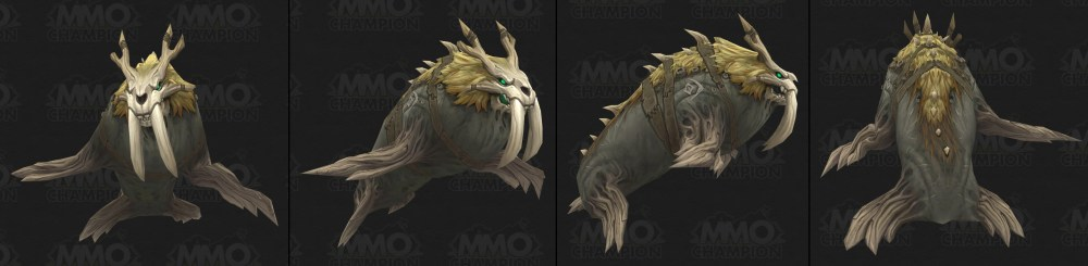 medium resolution of some new hunter pet families were added in this build