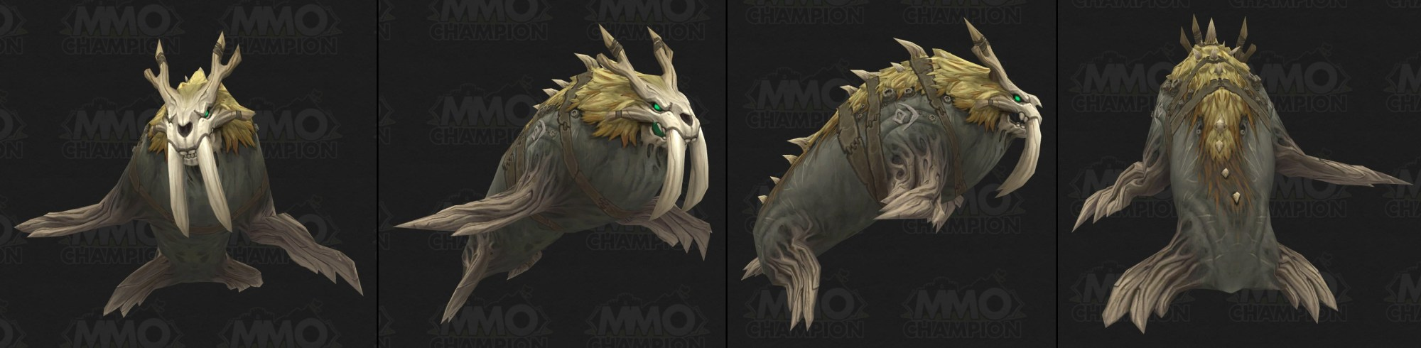hight resolution of some new hunter pet families were added in this build