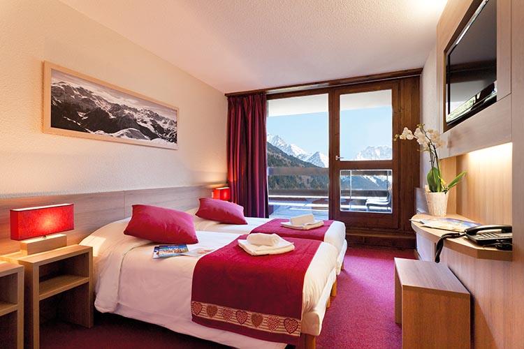 Chambre Hotel Mont Tremblant