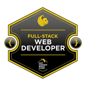 UCF Full-Stack Developer Logo