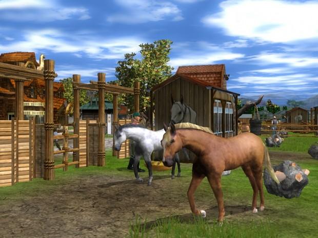 3 Skins Sims Sims Animal