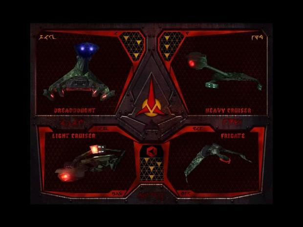 Klingon ship library image  Star Trek Starfleet Command