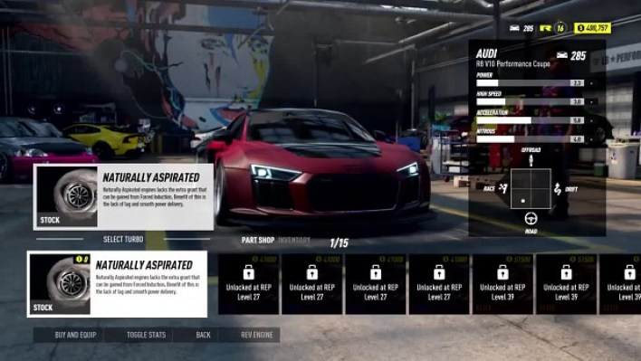 Image result for need for speed heat gameplay
