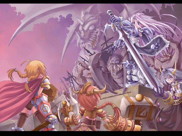 Good Anime Wallpaper World Of Warcraft The Wrath Of The Loli Queen Image
