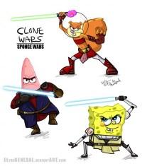 Sponge Wars image - Mod DB