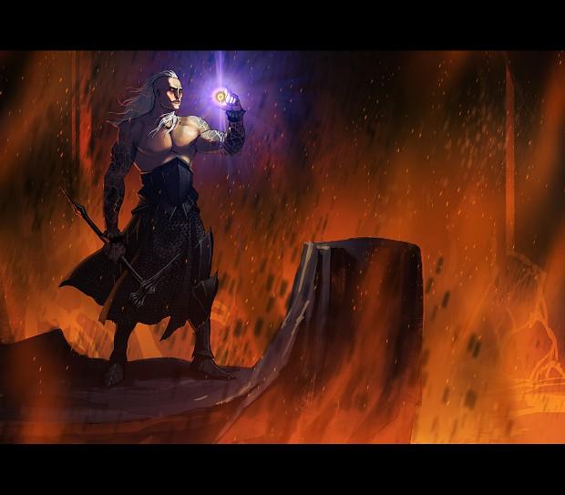 Sauron the deciever image  The Fellowship  Mod DB