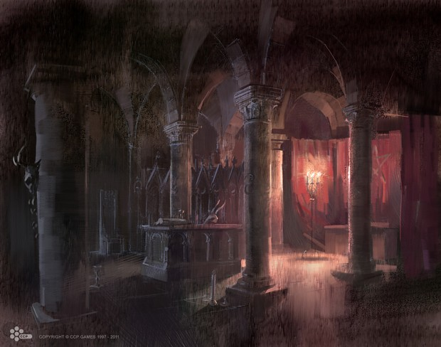 World Of Darkness MMO Concept Art Image Mod DB