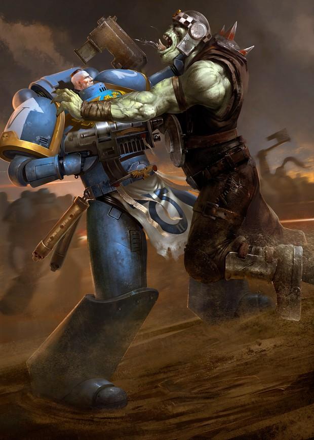 Puny Head Image Warhammer 40k Fan Group Mod Db