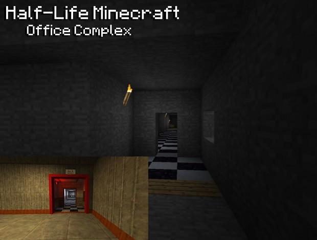 HalfLife Minecraft image  Mod DB