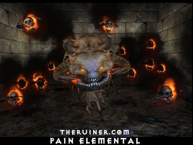 Pain Elemental Image Ruiner Mod For Doom III Mod DB