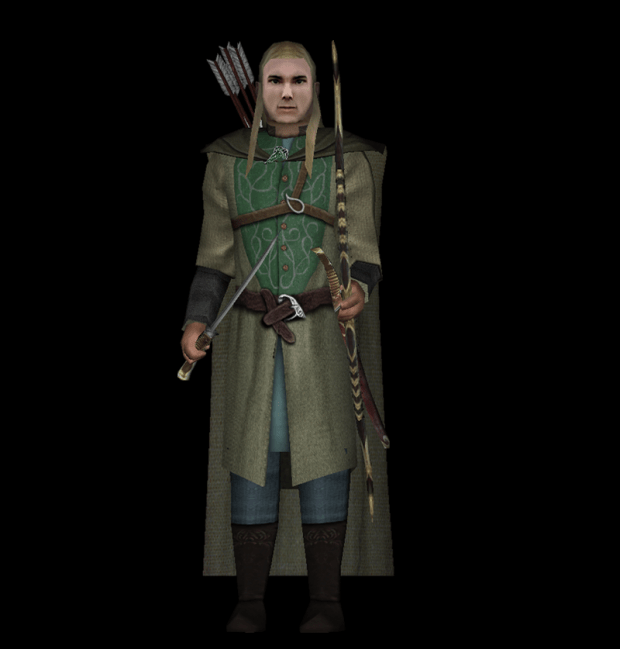 Legolas Image Third Age Total War Mod For Medieval II