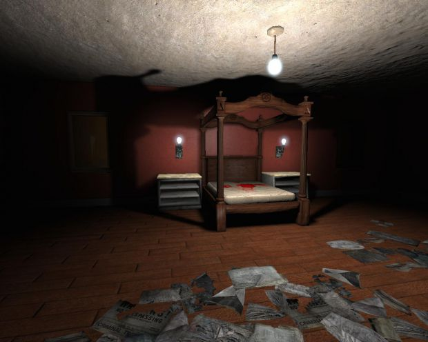Cursed Mansion  the Master Bedroom image  The Witching Hour mod for Unreal Tournament 3  Mod DB