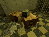 HD Ammo Boxes and Retextured Crates