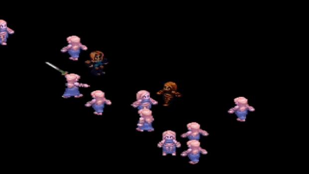 Deep Dungeon Vs 11 Assassins Image Final Fantasy Tactics