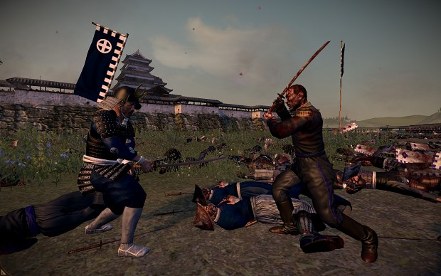 Shogun 2 Fall Of The Samurai Wallpaper Darthmod Shogun Ii V3 9 Hotfix Released News Mod Db