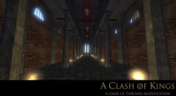 Red Keep throne room image  A Clash of Kings Game of Thrones mod for Mount  Blade Warband