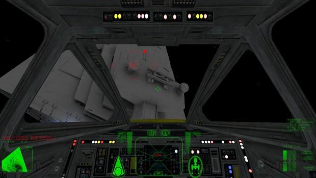 Ywing Cockpit image  Star Wars The Original Trilogy Mod