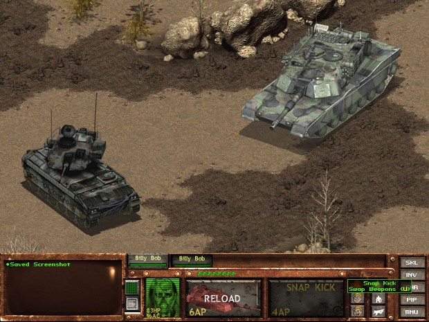 Tanks image  Fallout Enclave II mod for Fallout Tactics Brotherhood of Steel  Mod DB