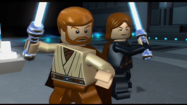 Obi Wan and Anakin image - Lego Star Wars Modernized Character Texture Pack  for LEGO Star Wars: The Complete Saga - Mod DB