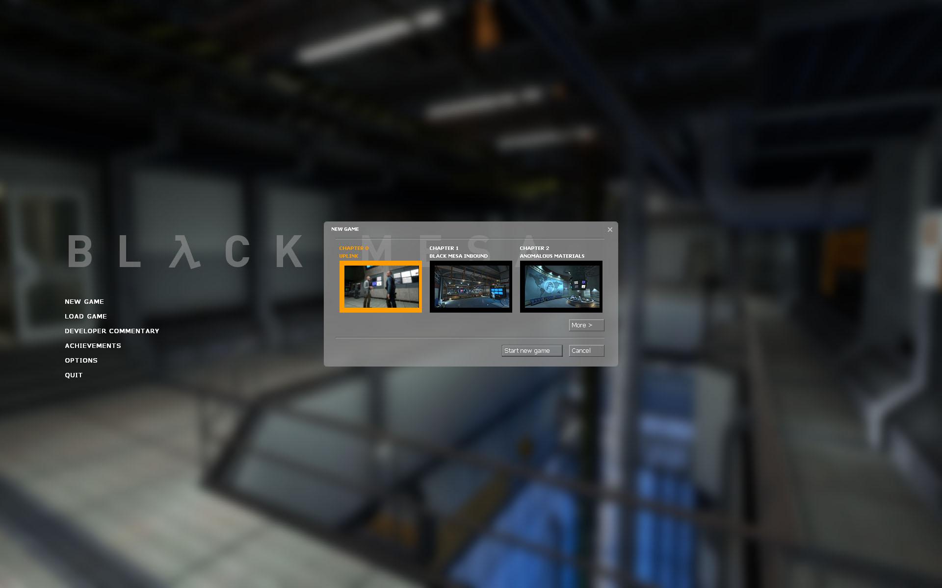 Black Mesa Uplink Charity Event  Release Date news  Mod DB