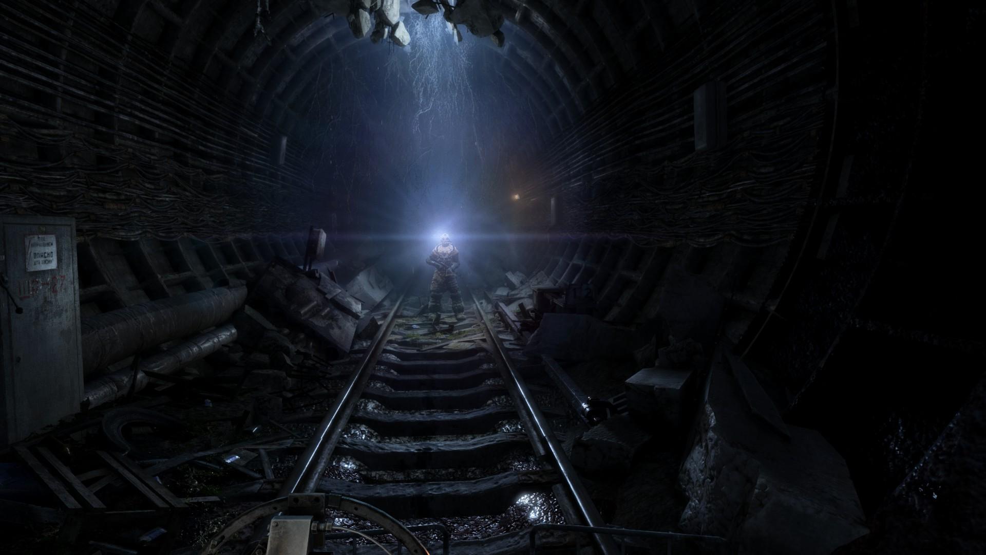 Metro 2033 Wallpaper Hd Final Moments Of Metro Last Light News Le Fancy