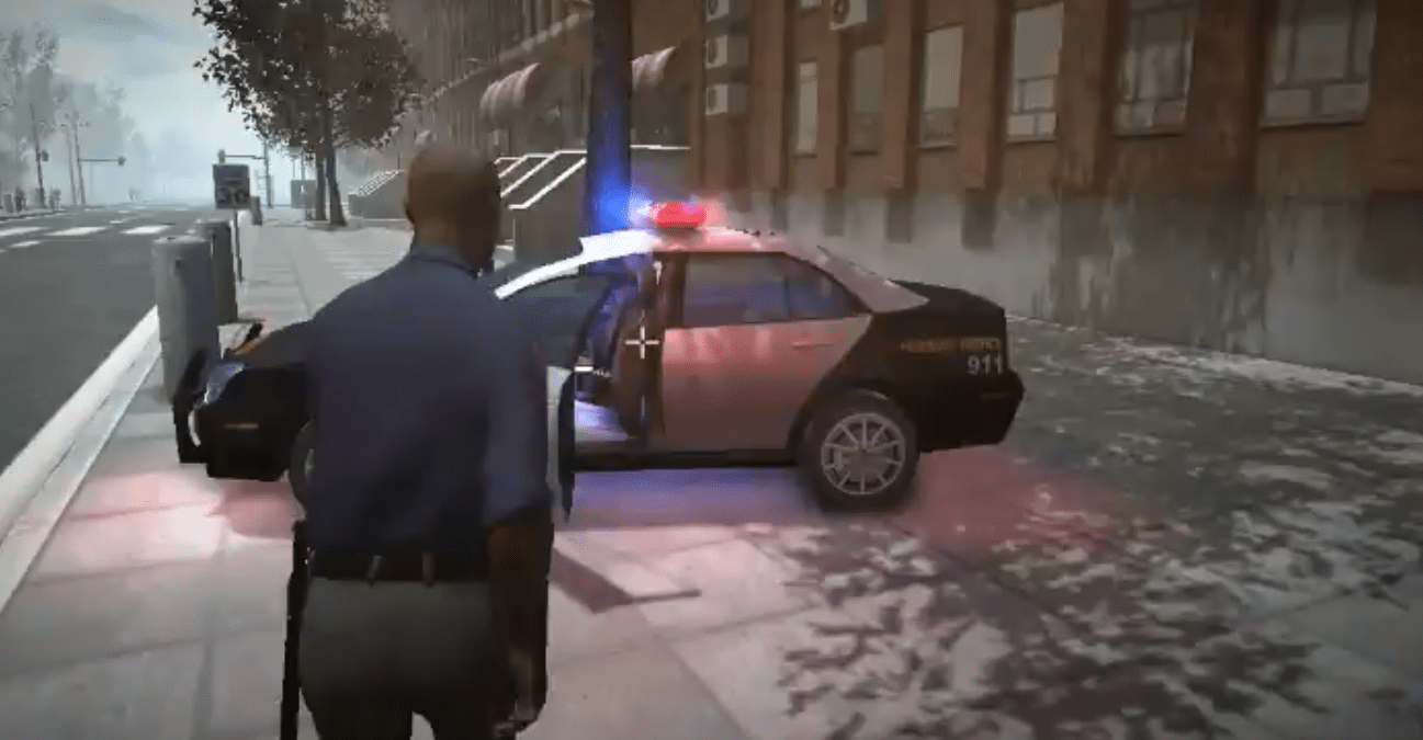 New Video Gameplay For 0 1 3 1a News Enforcer Police