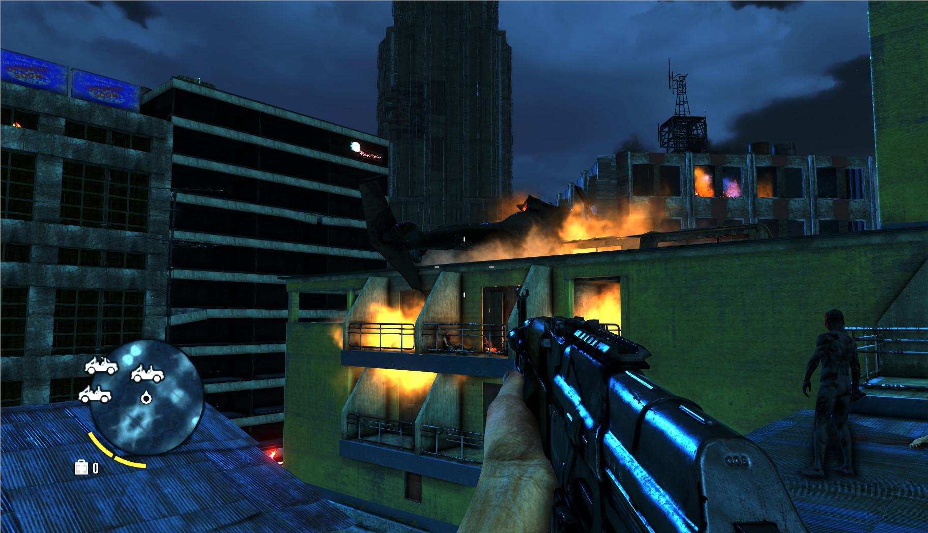 Far Cry ZDAY  Zombie Campaign announced news  DEAD CRY mod for Far Cry 3  Mod DB