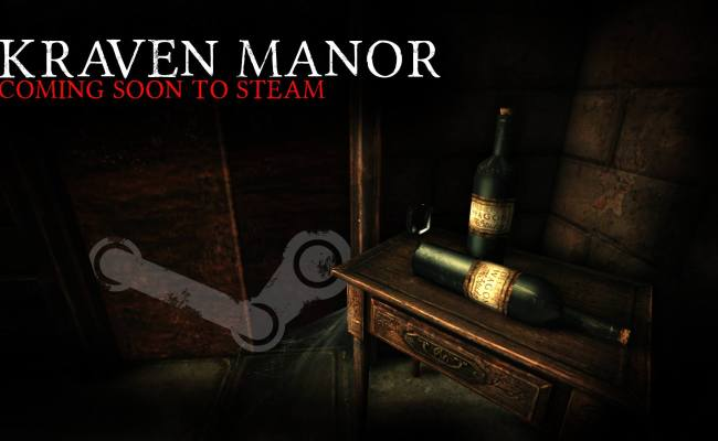 Kraven Manor Is Coming Soon To Steam News Indie Gamers