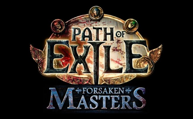 Forsaken Masters Expansion Coming August 20th News Path