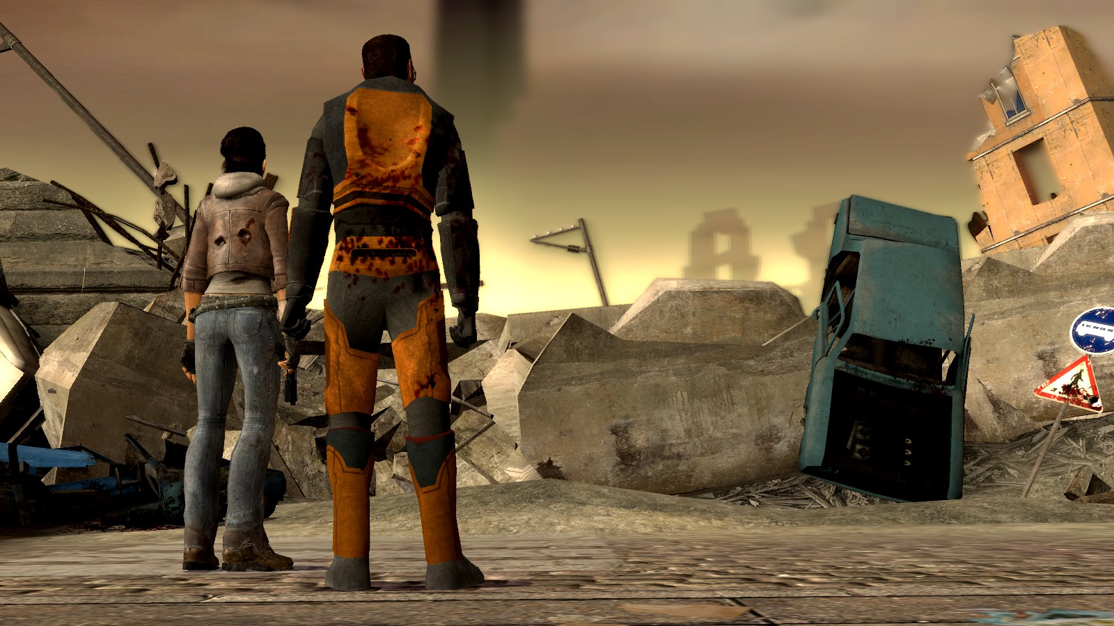 Game Competition Half Life 2 Episode One Ampmatch