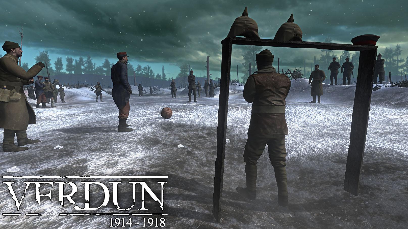 Christmas Truce news  Verdun  Mod DB