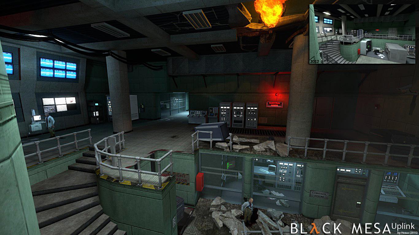 Black Mesa Uplink Redux news  Mod DB