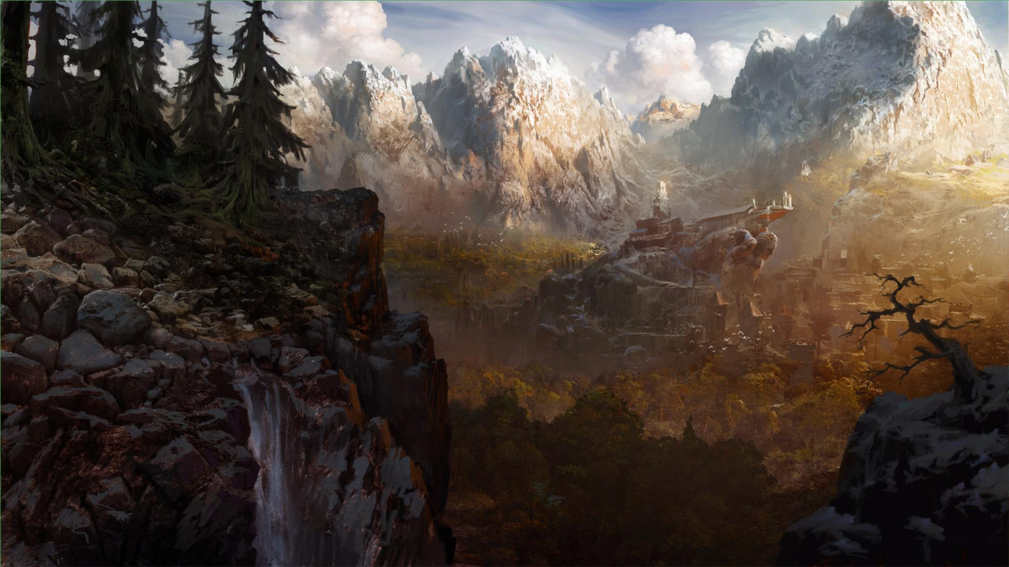Desktop Wallpaper Fall Out Enderal Nominated As Quot Fan Creation Of The Year Quot At The