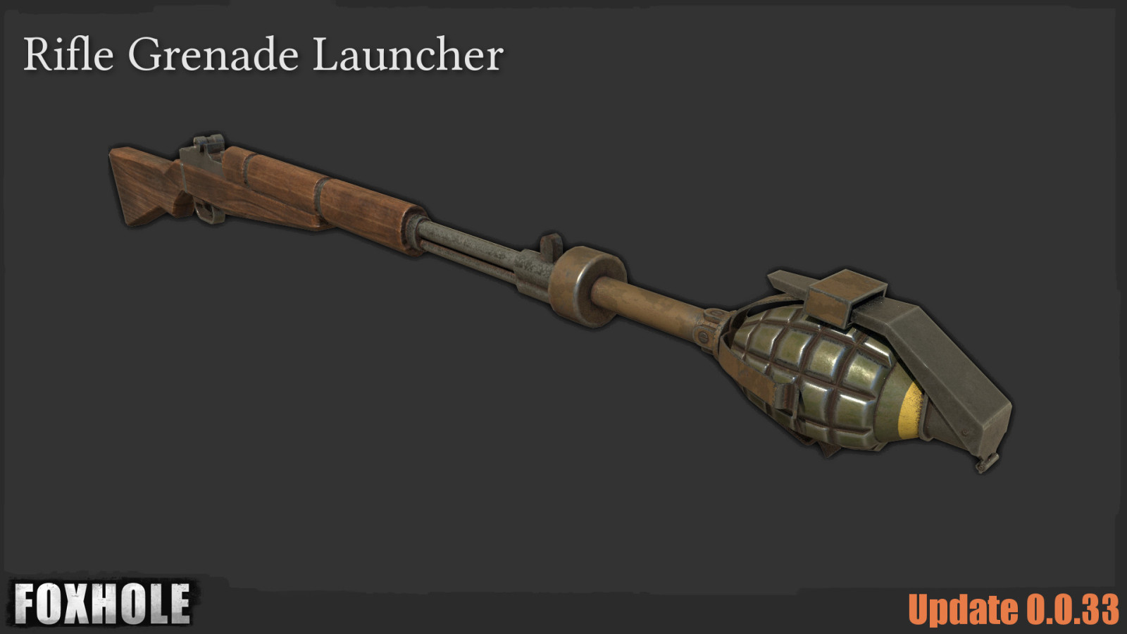 Anime Wallpaper Steam Foxhole 0 0 33 Update Released Rifle Grenade Launcher