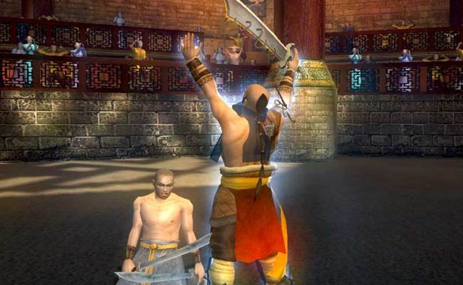 Last Minute Changes News Jade Empire In Style Mod For