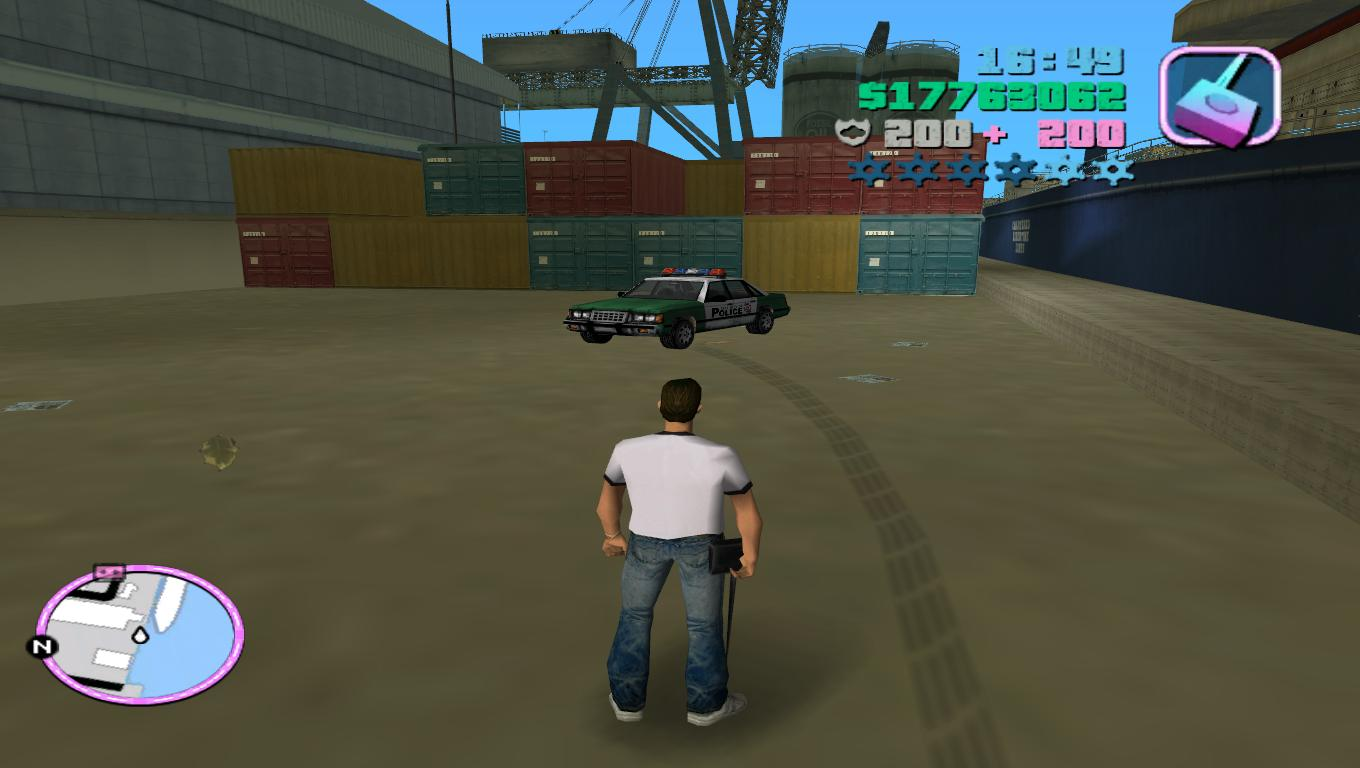 New Hud Some Parts Addon Grand Theft Auto Vice City