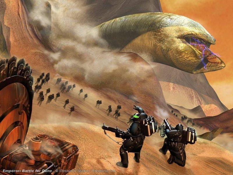 """Результат пошуку зображень за запитом """"Emperor: Battle for Dune"""""""