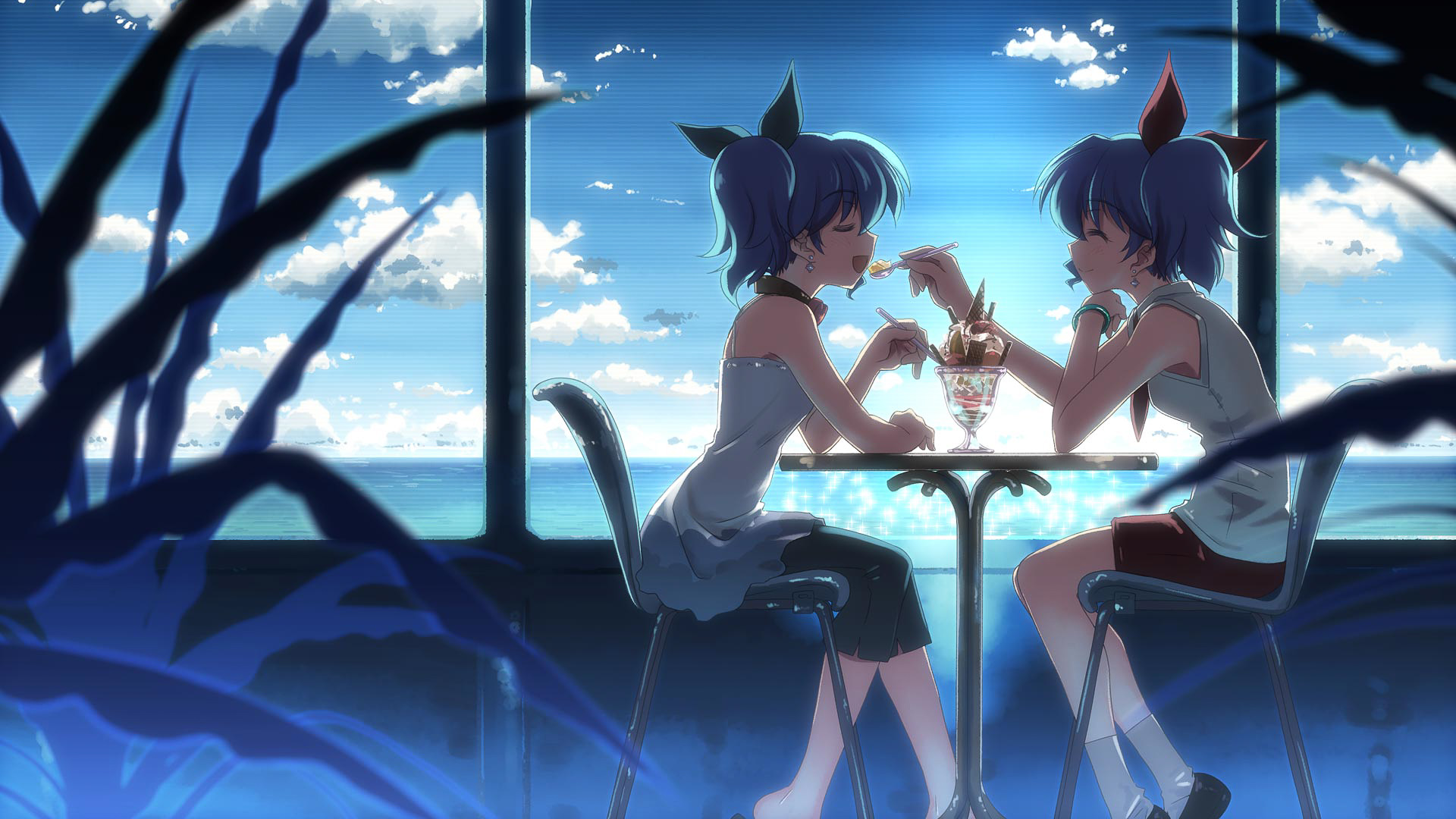 Anime Girl Walking On Moon Wallpaper Old Anime Wallpaper S Full Hd 09 01 13 File Mod Db