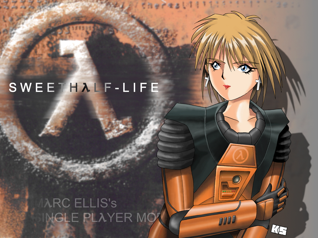 Sweet Half Life Patch Media Addition File