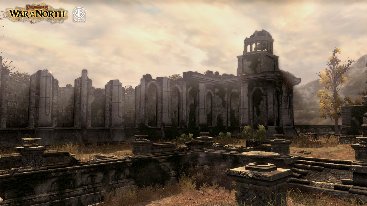 Lotr Fall Wallpaper The Old Fornost Addon Edain Community Content Mod Db