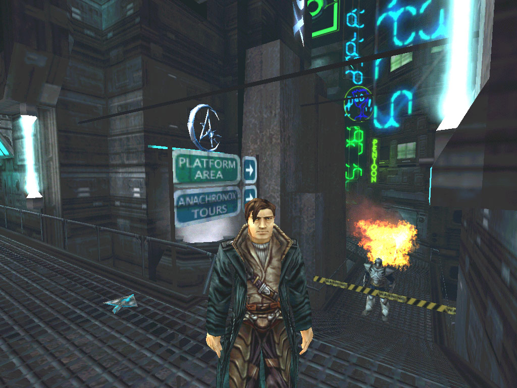 Anachronox Image Id Tech 2 Mod Db