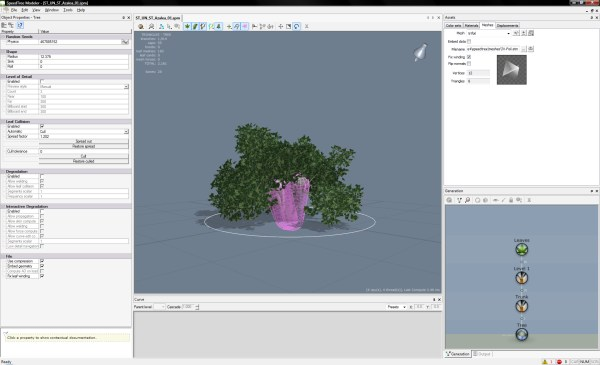 Speedtree Community Unreal Engine 4 Editor Linux - Year of Clean Water