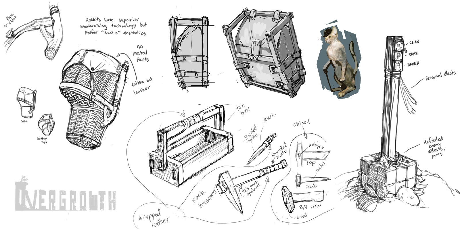 Concept Art To Finished Asset Image