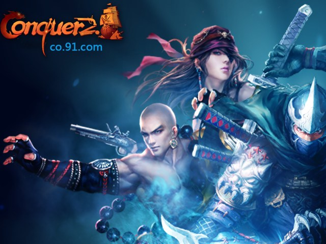 conquer online windows game - mod db