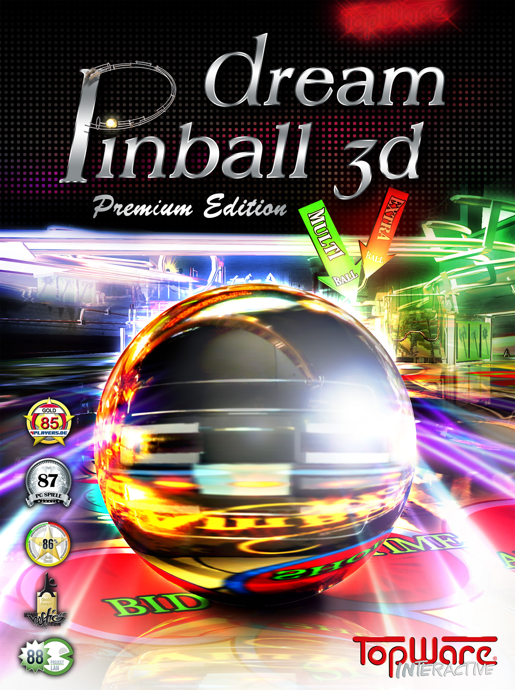 Dream Pinball 3D Windows Mac Wii DS game  Mod DB