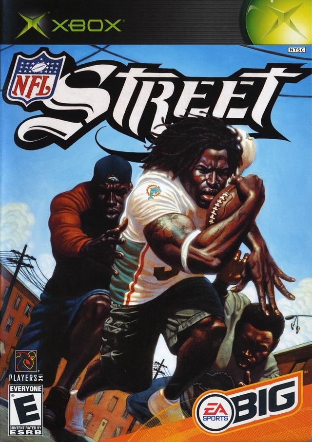 NFL Street XBOX PS2 GCN game  Mod DB