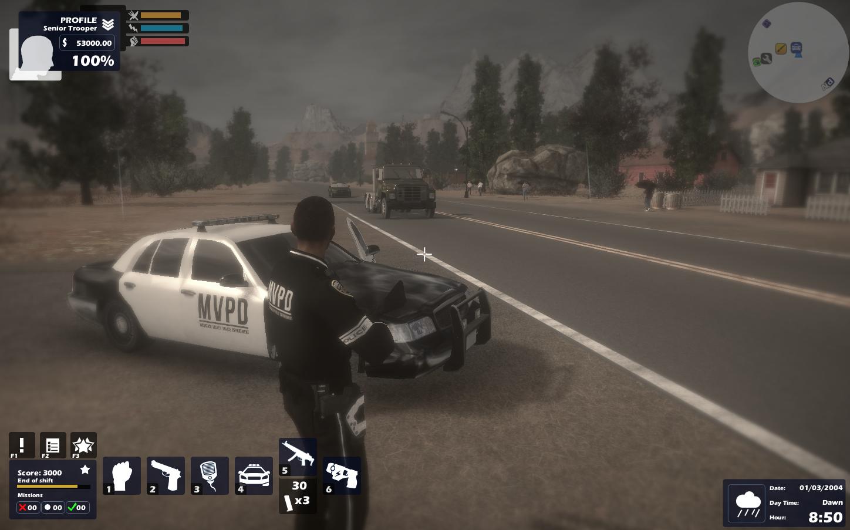 More Uniforms More Vehicle Updates Image Enforcer