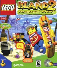 Lego Island 2: The Brickster's Revenge Windows, PS1, GBA ...
